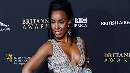 Kelly Rowland bude maminkou