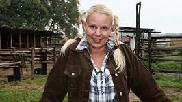 Olga Řebíčková z Farmář hledá ženu.