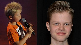 Tomáš Ringel před šesti lety a nyní