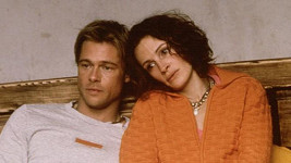 Brad Pitt a Julia Roberts ve filmu Mexičan.