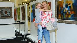 Kristina s dcerou budou mít velmi pestré léto.
