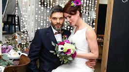 Svatba Andrey a Mikoláše bude křesťanská.