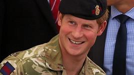 Princ Harry pobyde v Austrálii čtyři týdny.