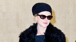 Nicole Kidman k nepoznání.