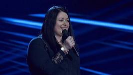 Olga Džuban v Hlasu.