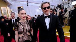 Rooney Mara a Joaquin Phoenix