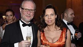 Vašo Patejdl s manželkou