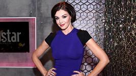 Iva Kubelková v Top Star magazínu.