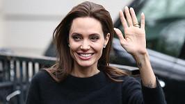 Angelina Jolie je v Hollywoodu považovaná za netalentovaného spratka.