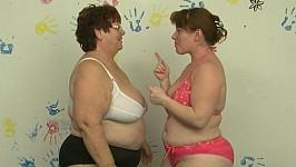 Matka s dcerou potřebují okamžitě shodit spoustu kil.