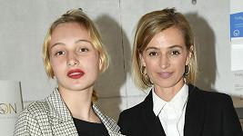 Jirešová se svou dcerou Sofií