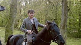 Stanislav Majer si natáčení s koněm odtrpěl.