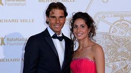 Rafael Nadal se zasnoubil s Mery Franciscou Perelló