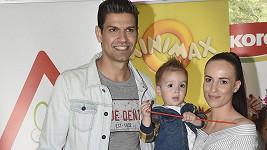 Petr Vojnar už netvoří tuto šťastnou rodinku.