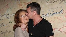 Simona Stašová a Filip Renč spolu skvěle vychází.