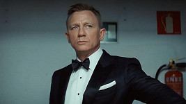 Daniel Craig jako agent James Bond