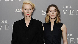 Tilda Swinton s dcerou Honor