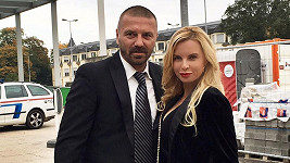 Tomáš Řepka a Kateřina Kristelová