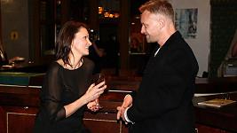 Klára Melíšková a Viktor Tauš