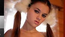 Klaudie fotila erotiku už v osmnácti letech.