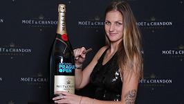 Tenistka Karolína Plíšková není z mediálního zájmu nadšená.