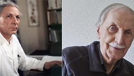 Ladislav Chudík před téměř 40 lety a dnes
