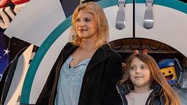 Jitka Ježková s dcerou Eliškou