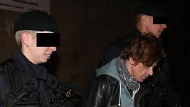 Zadržení Michala Penka
