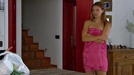 Simona Lewandowská prožívá seriálovou lásku s Láďou Ondřejem.