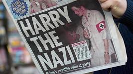 Princ Harry a jeho přešlapy