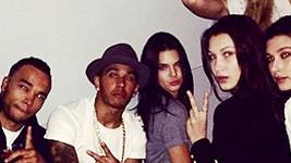 Z Lewise Hamiltona a Kendall Jenner by prý mohl být nový hvězdný pár.