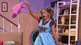 Ne každá dívka zvládá složité choreografie jako Jennifer Lopez...