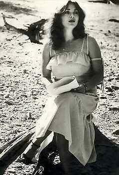 Valérie na fotce z roku 1982.