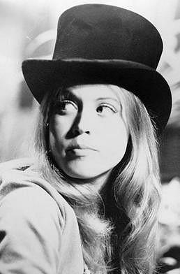 Jana Švandová v začátcích své herecké kariéry.