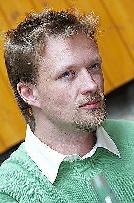 Manžel Jeníčkové Viktor Tauš.