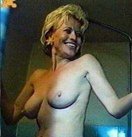 Jana Švandová ve filmu Volná noha. To jí bylo 42 let.