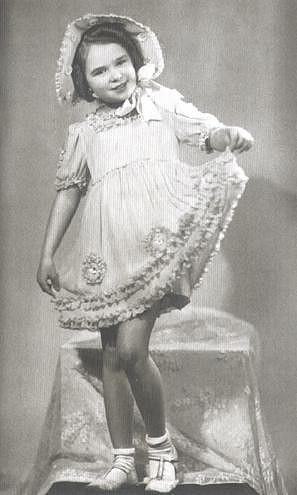 Jiřina Bohdalová odmalička milovala tanec.