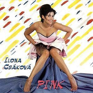 Ilona v době, kdy milovala růžovou...