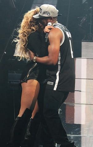 Beyoncé a Jay-Z jsou úžasný pár.