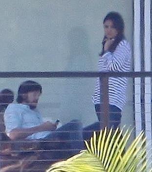 Mila Kunis s Ashtonem Kutcherem tráví hodně času.