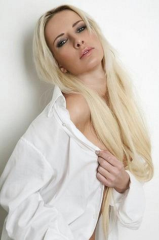 Dagmar Jihlavcová je sexy malířka.