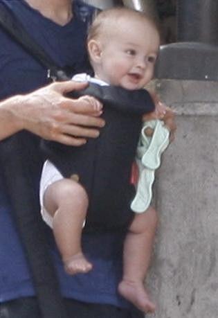 Malý Wilson je opravdu kouzelné miminko.