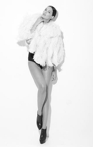 Kateřina je vyhledávanou modelkou pro focení spodního prádla.