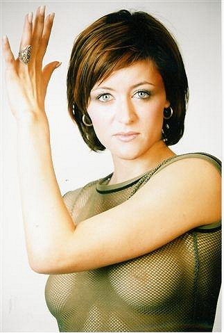 Krásná je i druhá Pavlova sestra Lenka.