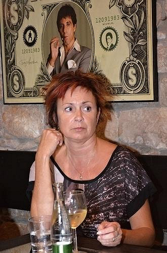 Ilona Svobodová má strach o syna.
