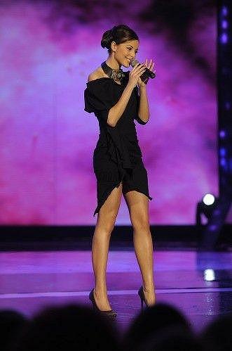 Monika Bagárová na SuperStar.