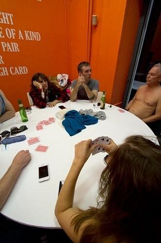 Svlékací poker probíhá od 15. do 19. listopadu.