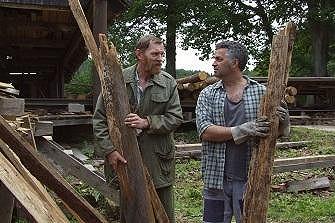 S kolegou Jiřím Schmitzerem.