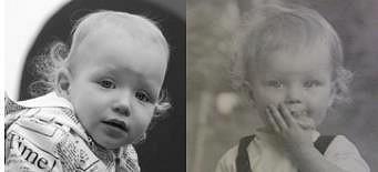 Malý Max je Simoně velmi podobný.