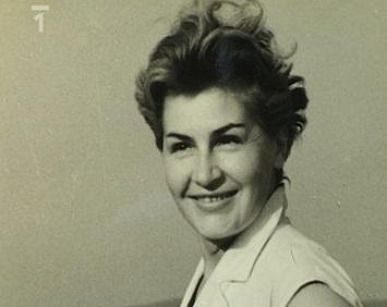 Kamila Moučková se stala symbolem protiokupačních aktivit.